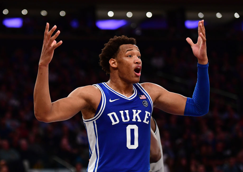 Top-Ranked Duke Knocked Off By 27.5 Point Underdog Stephen F. Austin