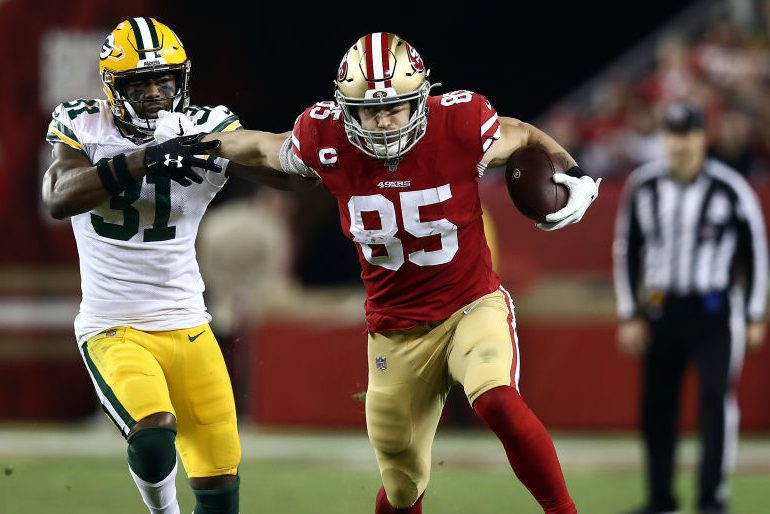 Week 12's Top NFL Storylines: George Kittle's Emergence and Aaron Rodgers' Regression