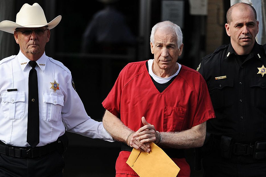 Jerry Sandusky Seeking Reduced Sentence