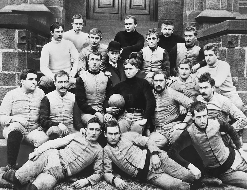 The First College Football Game Ever Was 150 Years Ago Today