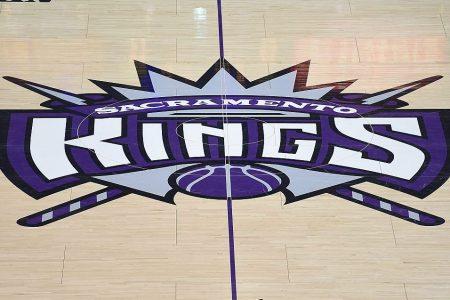 The Sacramento Kings logo
