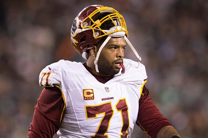 Redskins Player Reveals Team Doctors Failed to Diagnosis Cancer