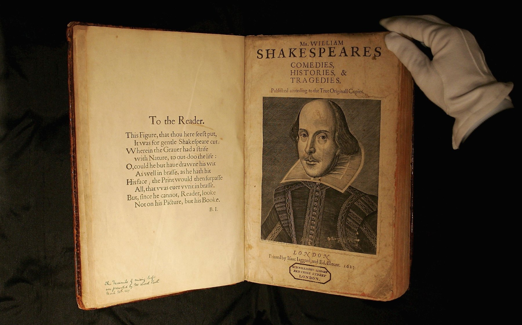 shakespeare texts