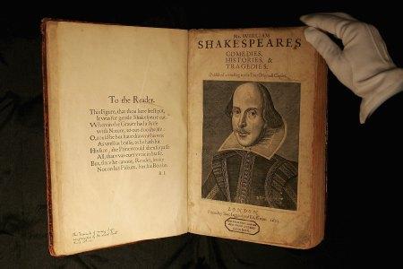 shakespeare texts
