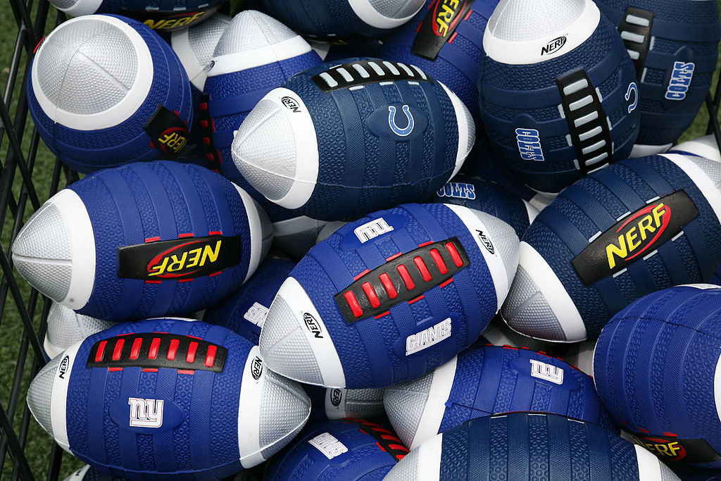 Inventor of Nerf football dead at 80