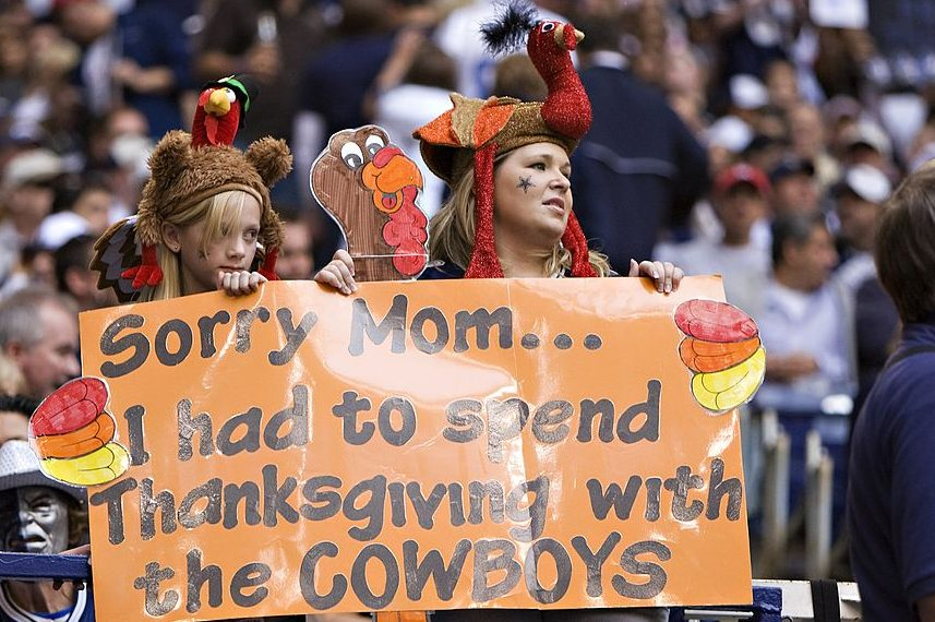 Why the NFL's Thanksgiving Tradition Began 85 Years Ago