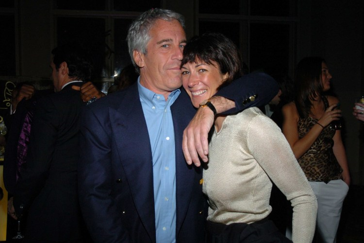 Epstein Fixer Ghislaine Maxwell Attended Jeff Bezos' Exclusive Book Retreat