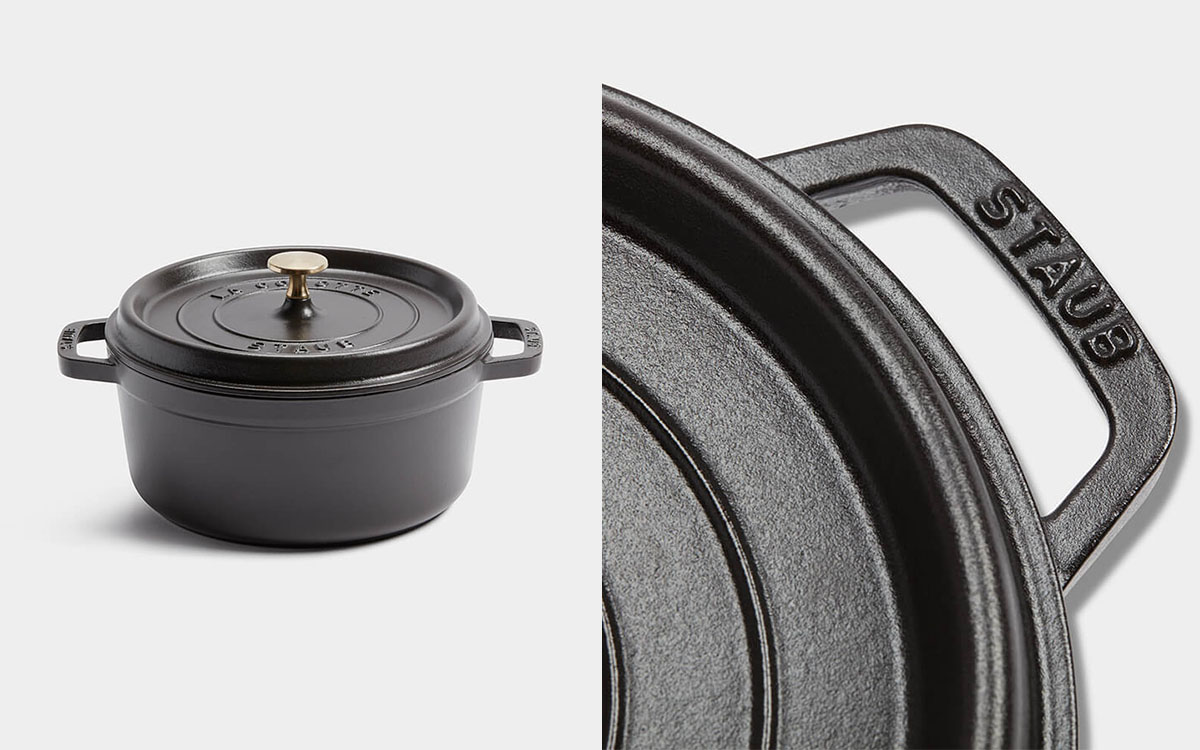 holiday gift ideas foodie chef staub