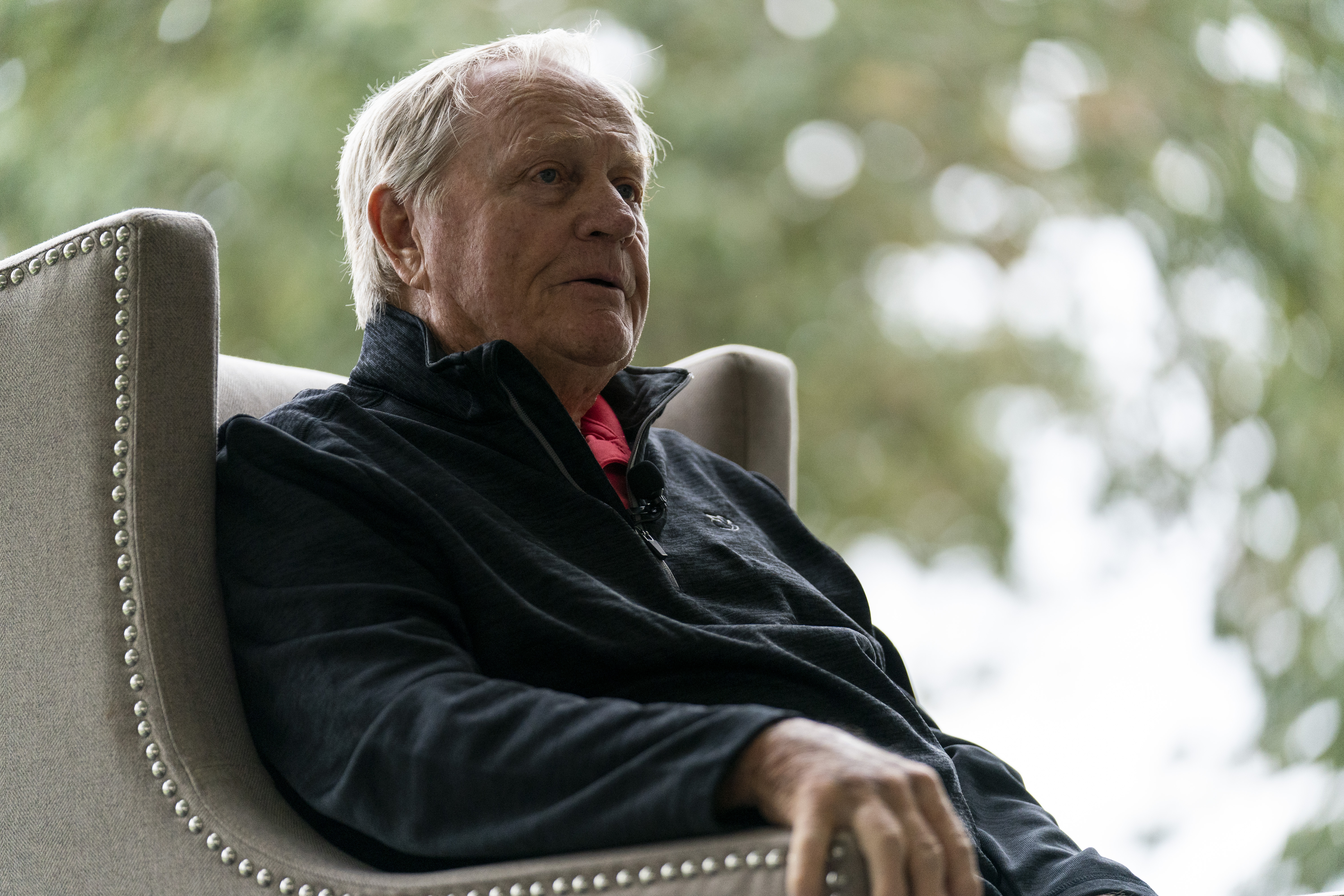 Jack Nicklaus Gets Reflective as He Approaches 80