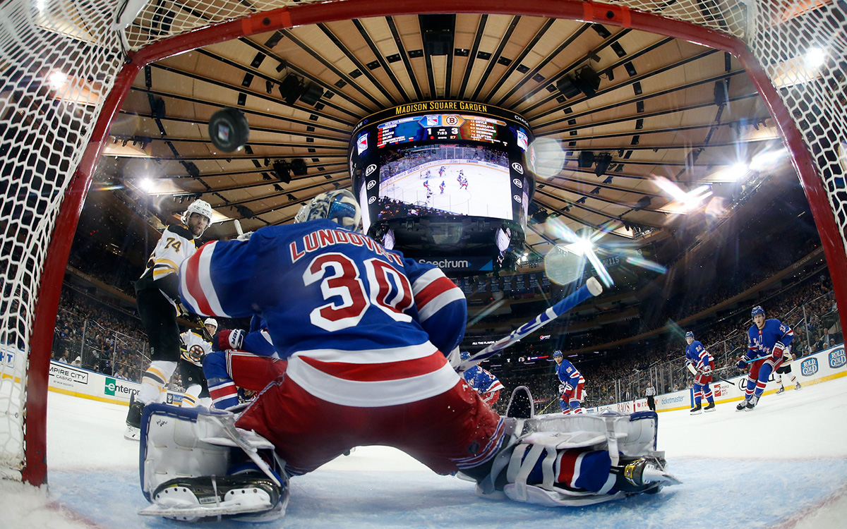 Silicon Valley Interest in Knicks and Rangers