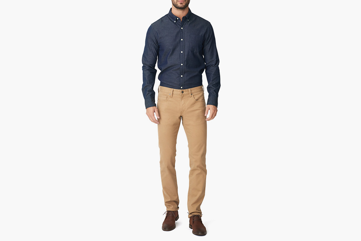Jomers Japanese Bedford Cord Pant
