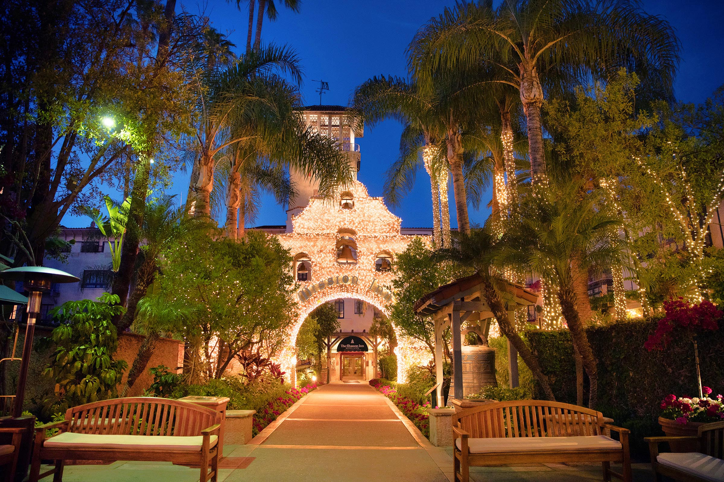 Mission Inn Riverside CA