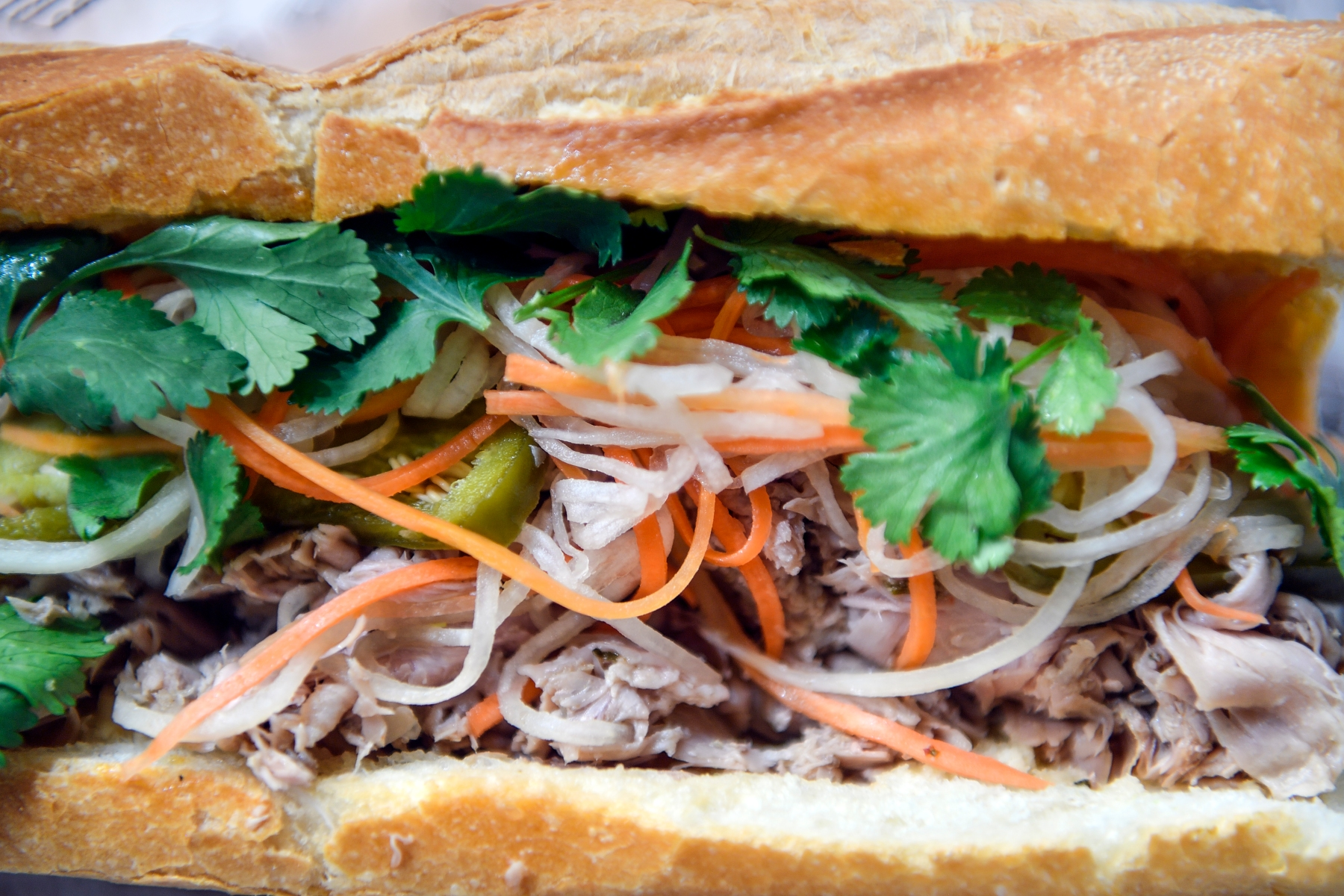A student criticized the dining hall's rendition of bánh mì sandwiches at Oberlin. Then the New York Post got involved.