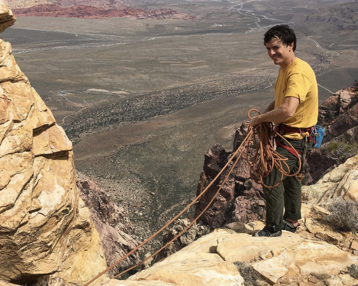 Free Solo Climber Brad Gobright Dies in a Climbing Accident
