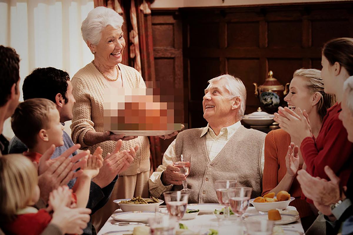 Sexy Thanksgiving