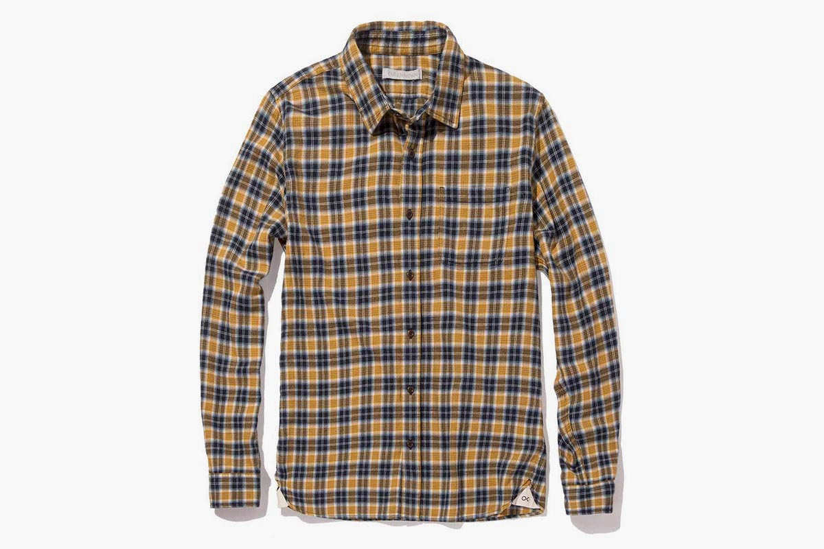 Outerknown Transitional Flannel