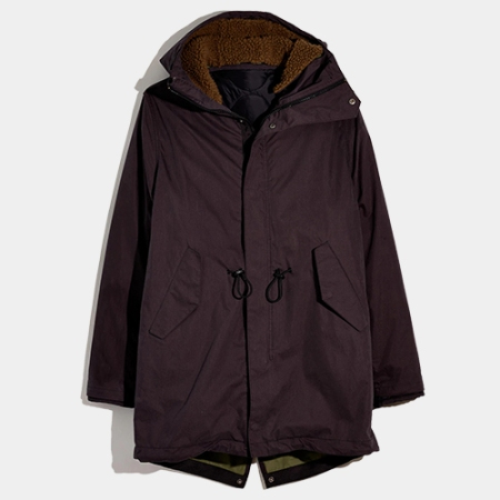 Madewell Men's Bedford 3-in-1 Parka
