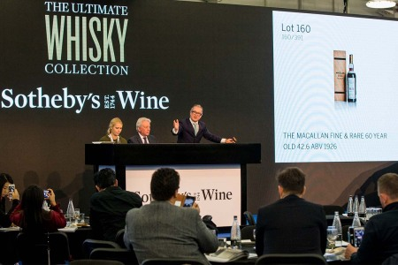 Sotheby's Ultimate Whisky Collection