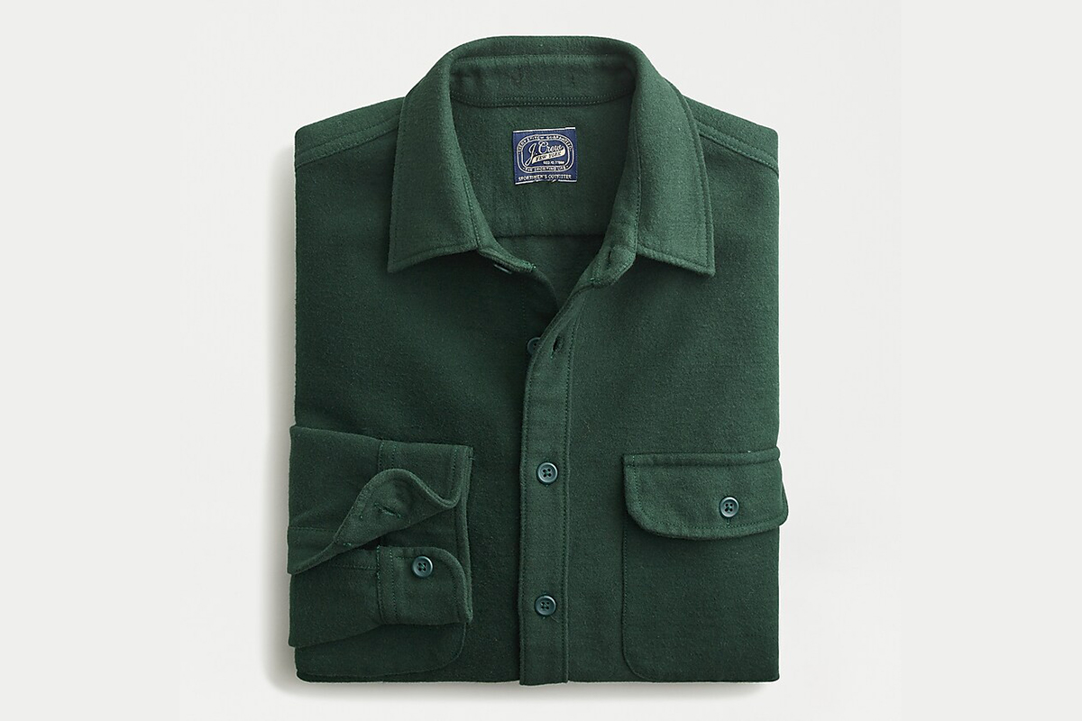 Heavy Chamois Workshirt
