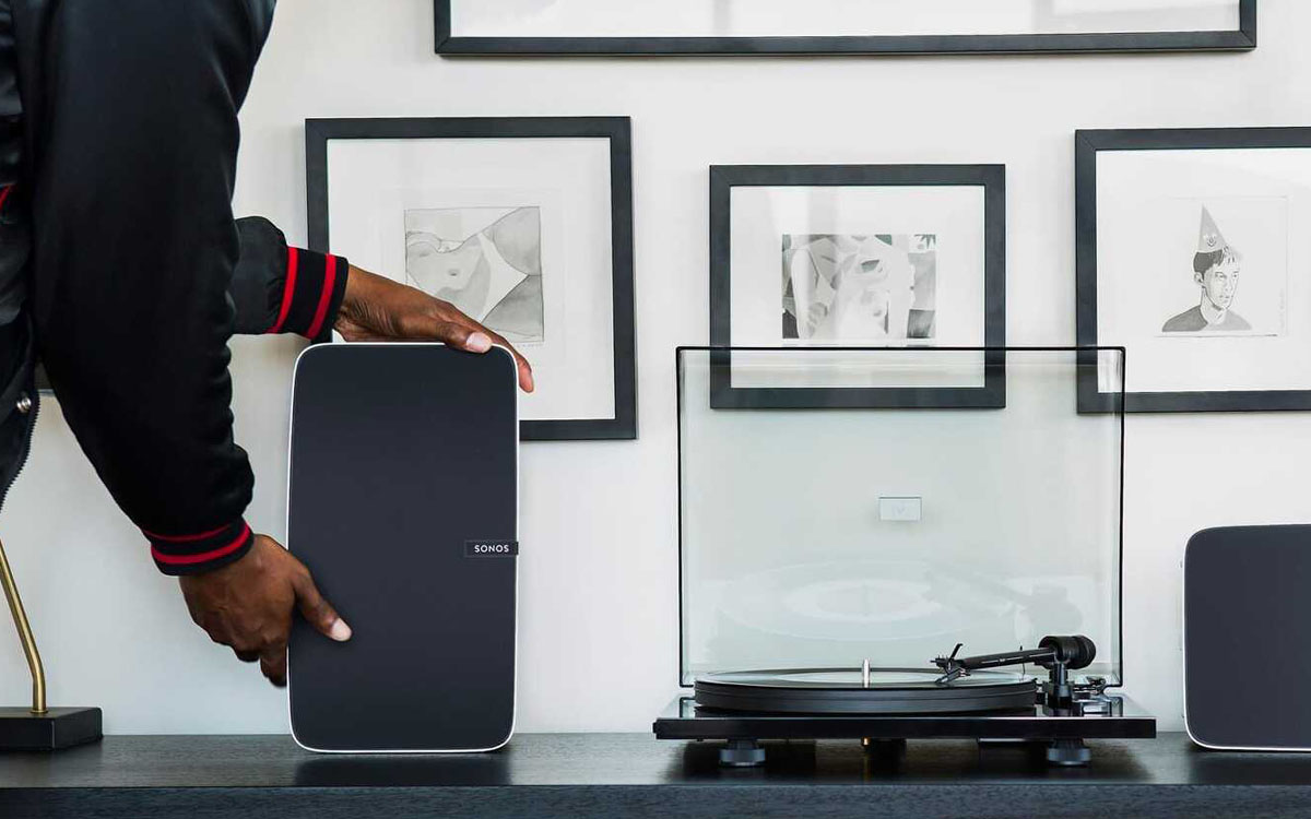 holiday gift guide speakers sonos