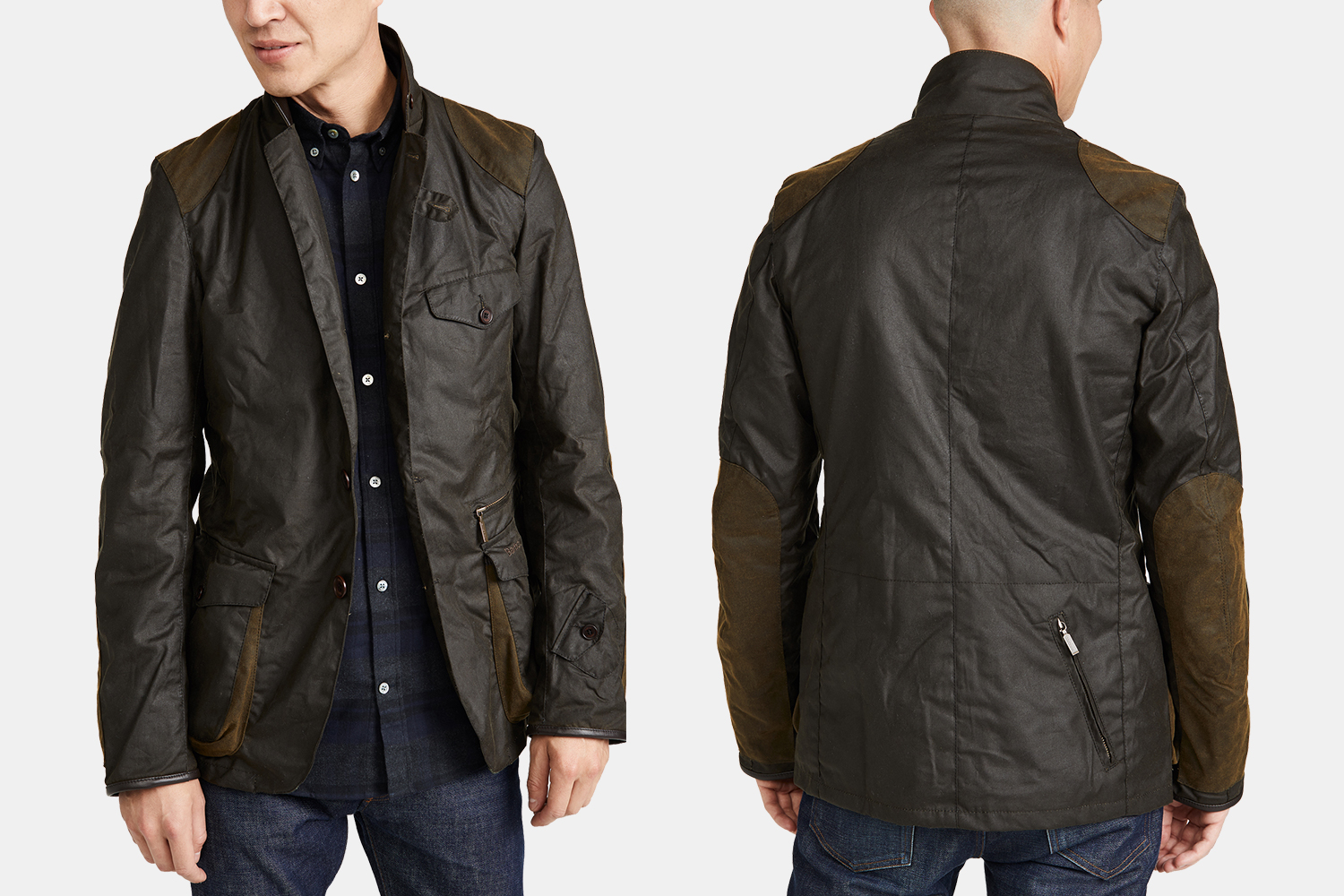 James Bond Skyfall coat from Barbour