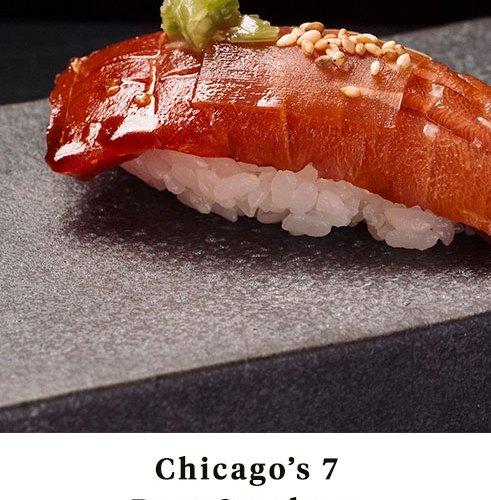 best omakase chicago
