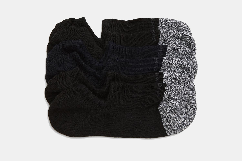 Bombas 3-Pack Cushion No-Show Socks