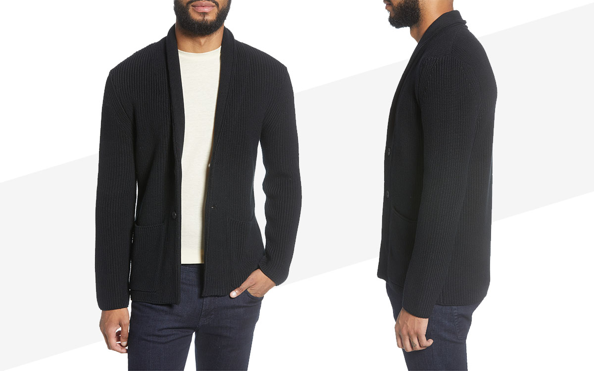 holiday gift guide clothing cardigan
