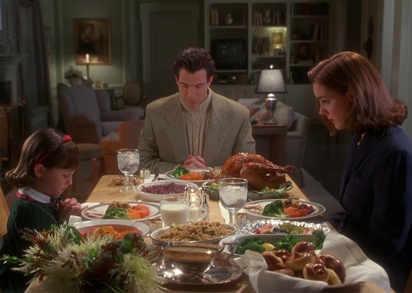 Miracle on 34th Street Thanksgiving Dylan McDermott