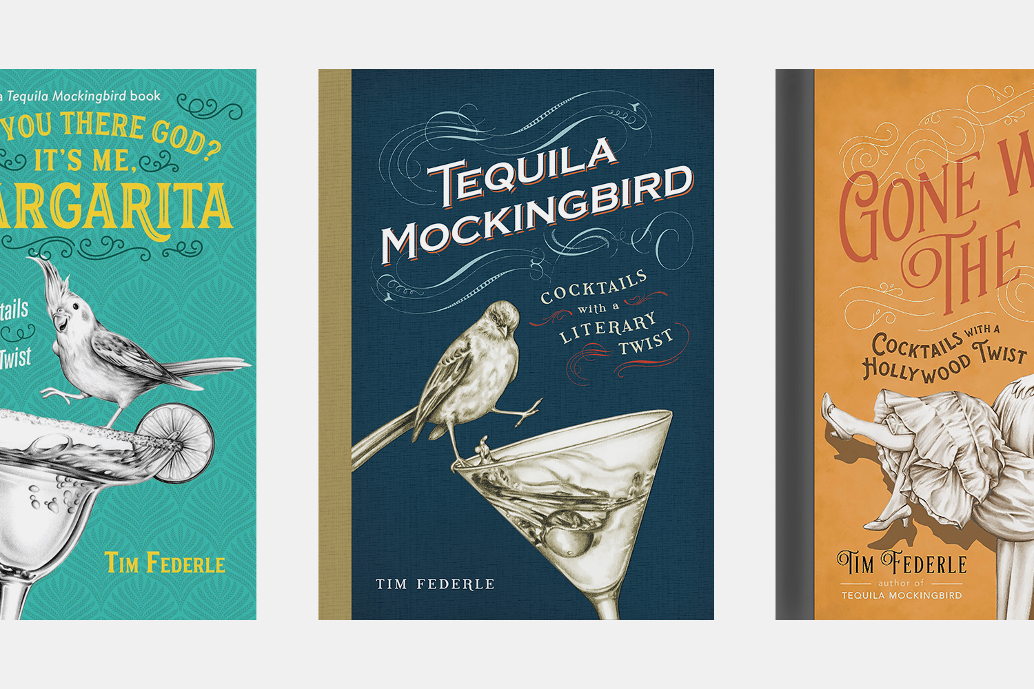 tequila mockingbird literary cocktails books