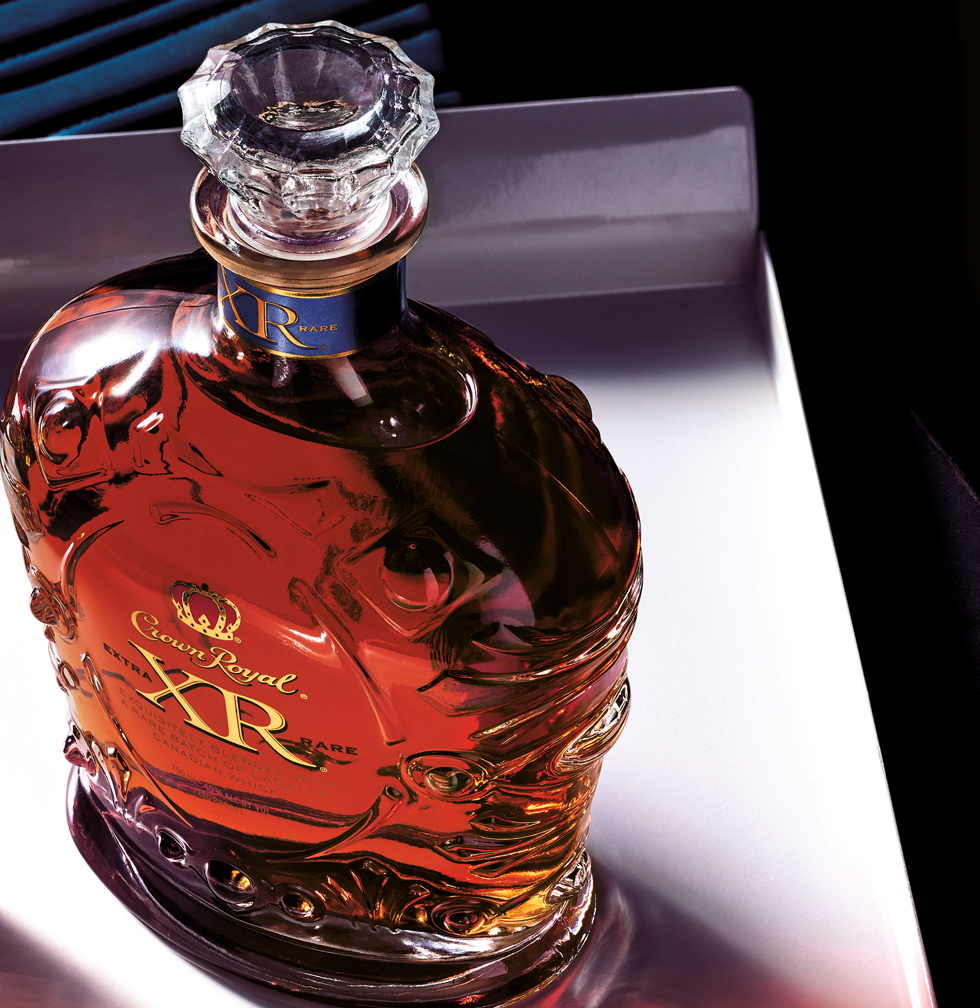 Crown Royal XR Canadian Whisky
