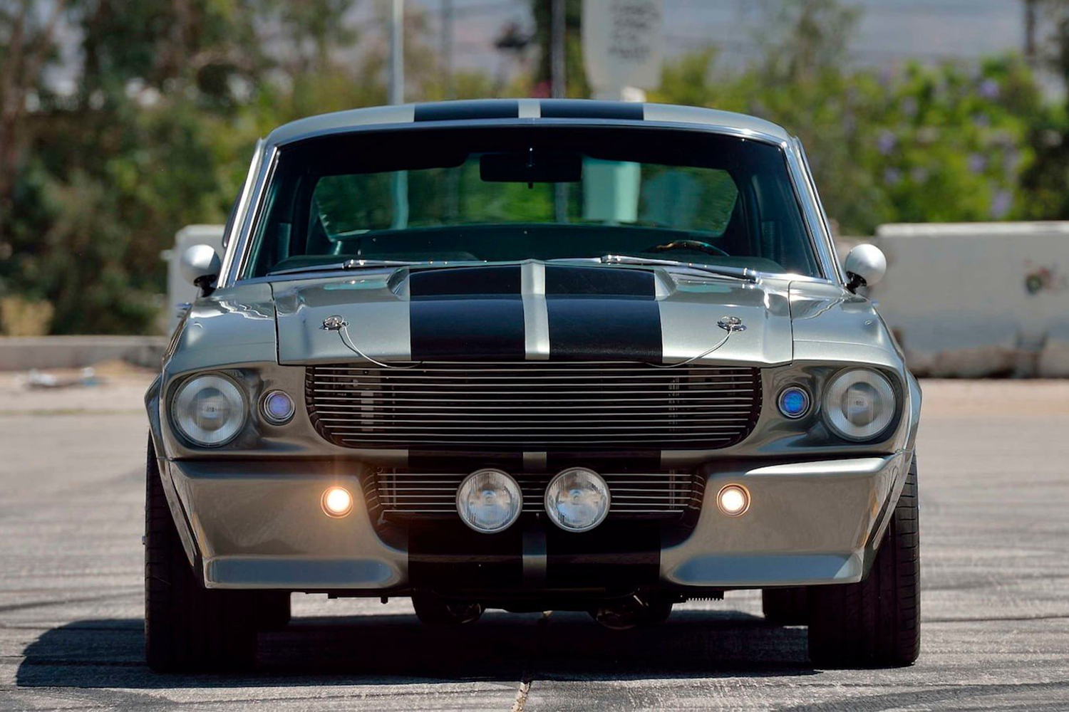 Eleanor 1967 Shelby Mustang GT500 From Gone in 60 Seconds