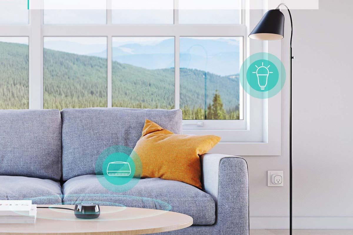 eufy Smart Bulb and Speaker