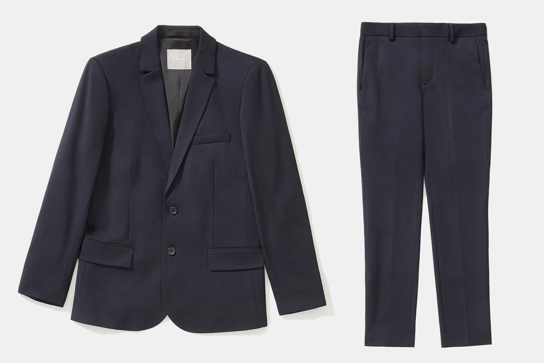 Everlane men's Italian wool suit