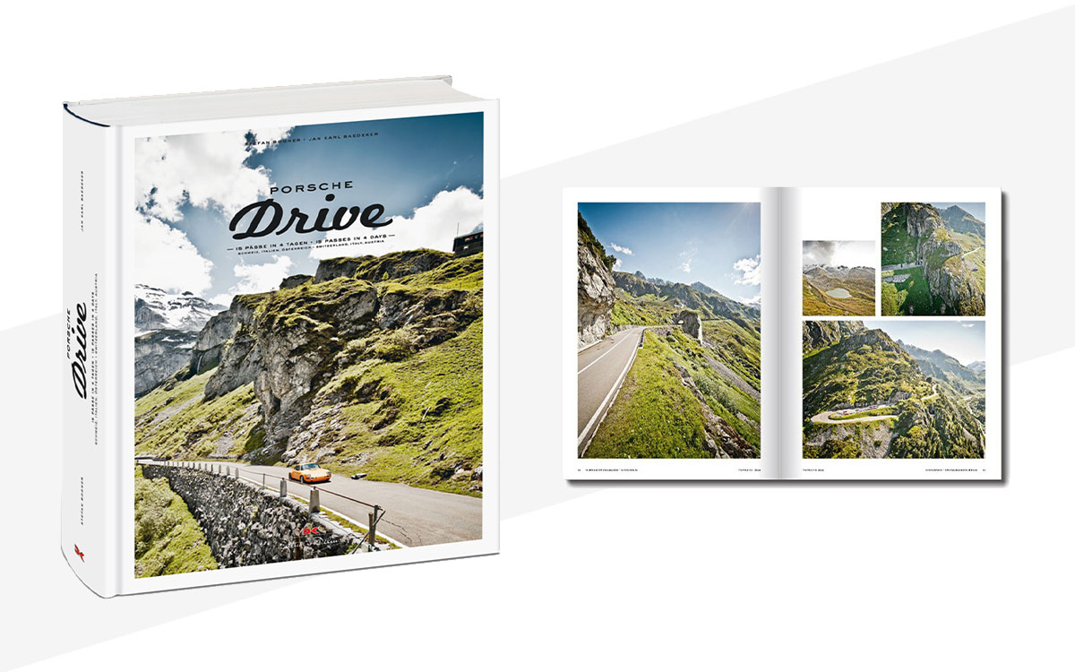 holiday gift ideas dad books prosche drive