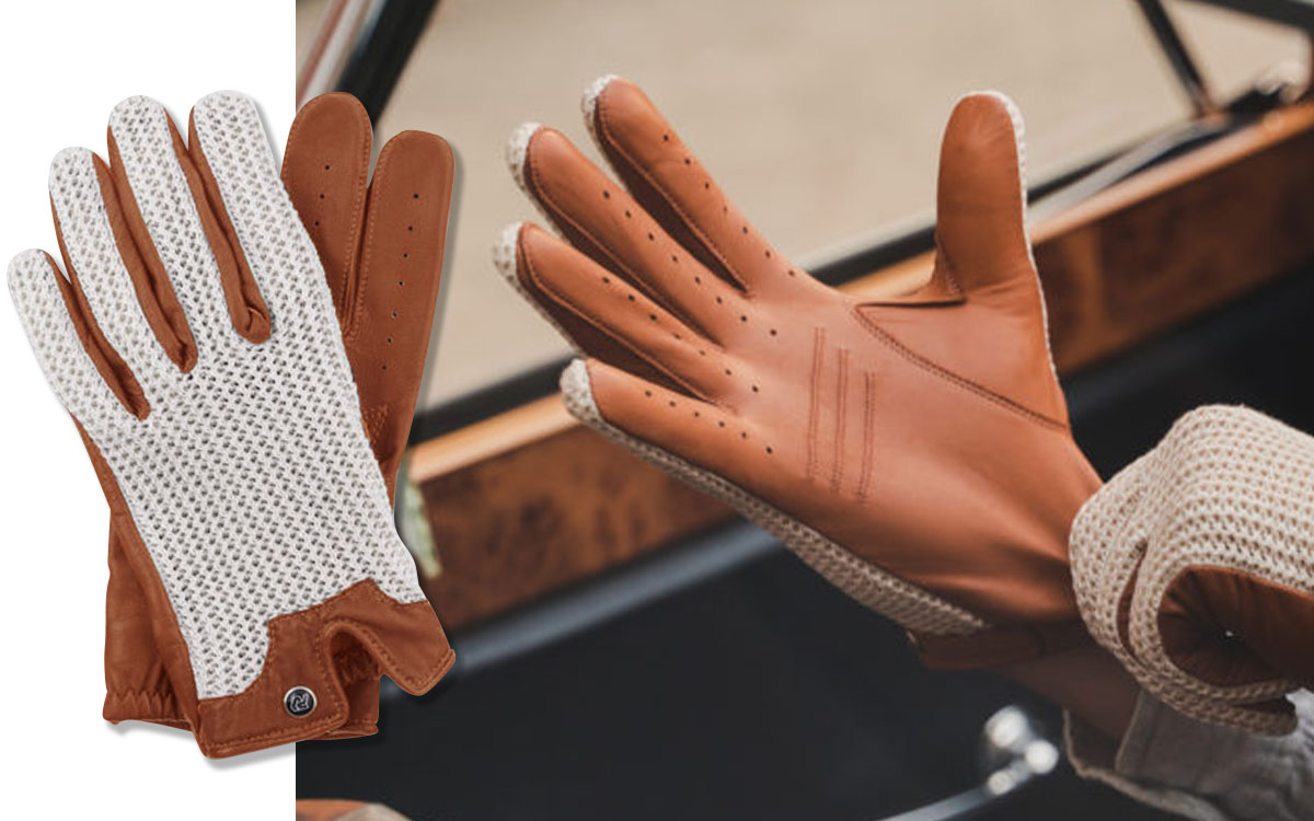 holiday gift ideas dad driving gloves