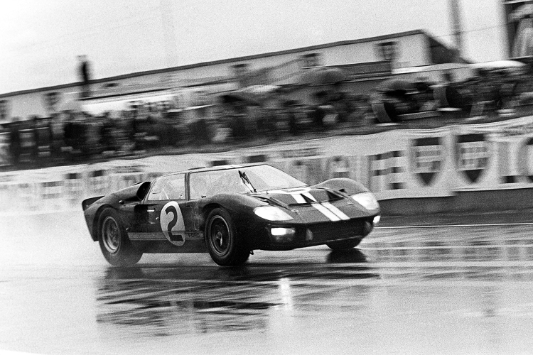 Where Is the Ford That Beat Ferrari at Le Mans in 1966? - InsideHook
