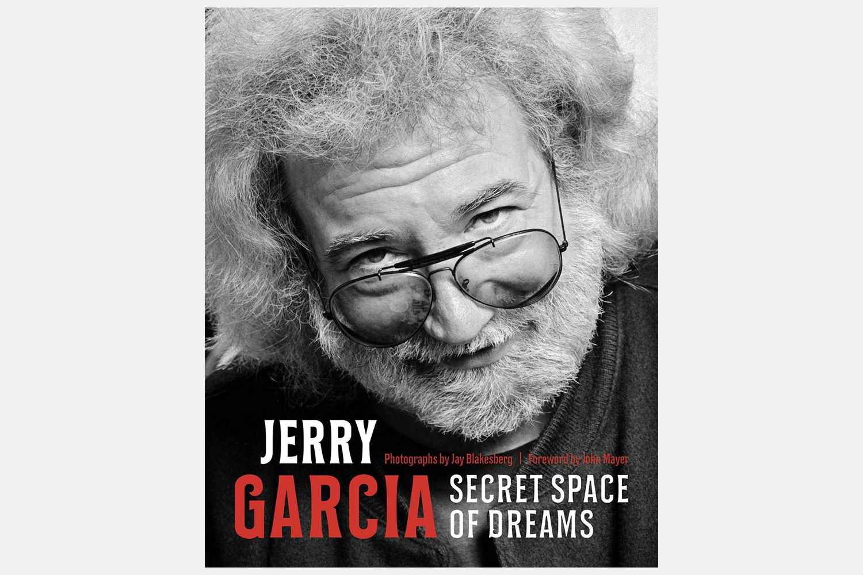 Jerry Garcia: Secret Space Of Dreams Book