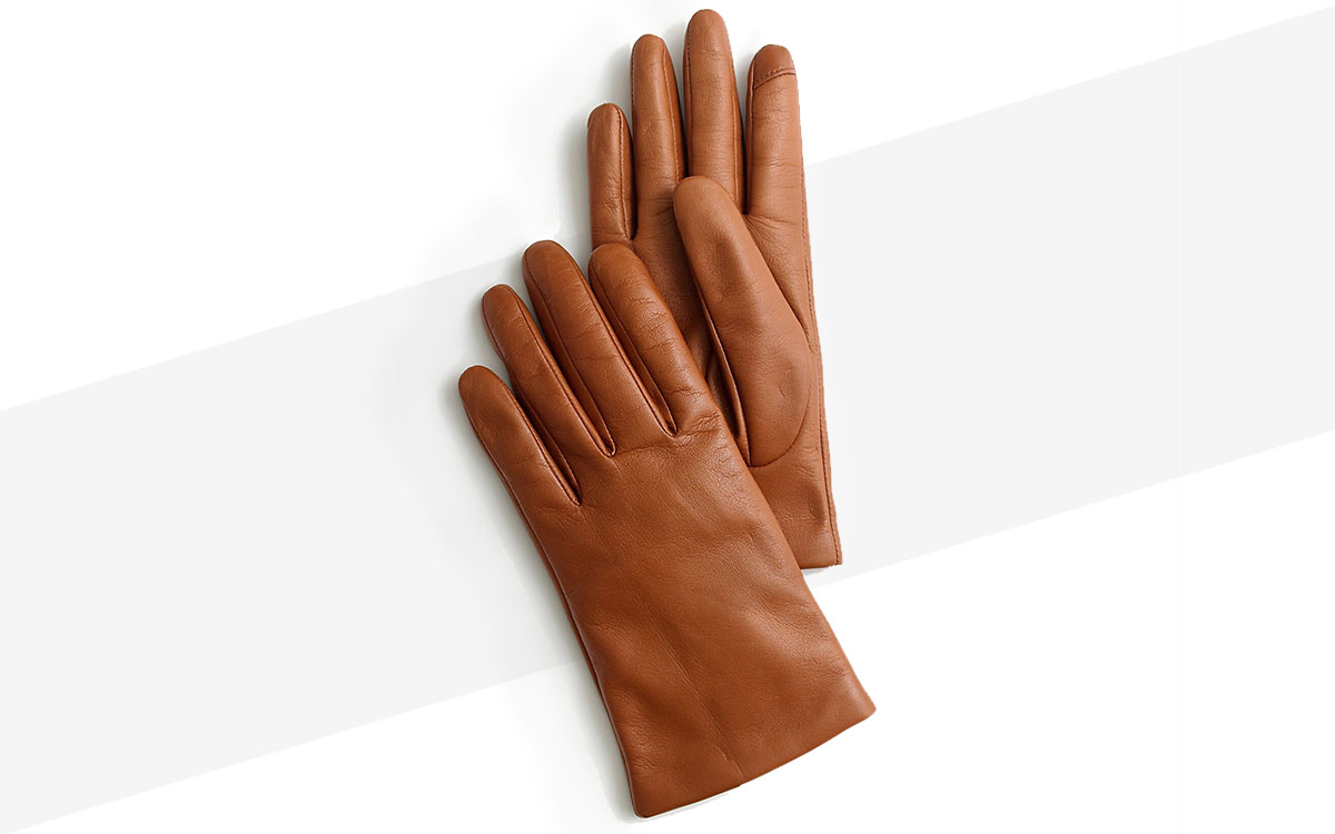 holiday gift ideas mother mom leather tech gloves