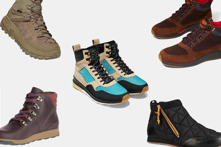 This Season, It's High Time You Embraced the Sneaker Boot