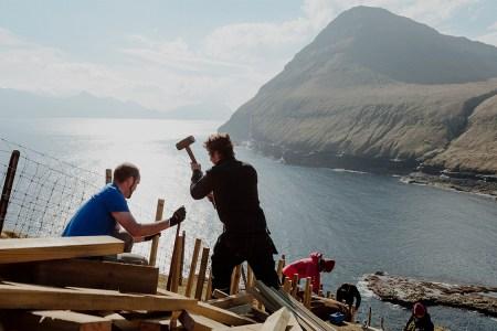Faroe Islands Closed for Maintenance