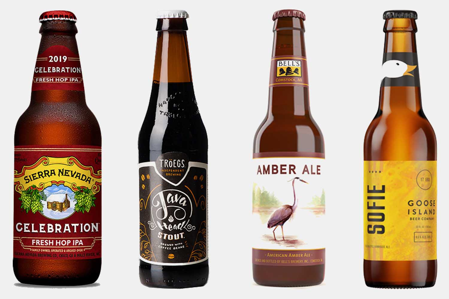 The Beer Drinker's Guide to Thanksgiving