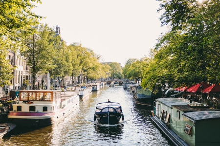 Amsterdam Floating Homes