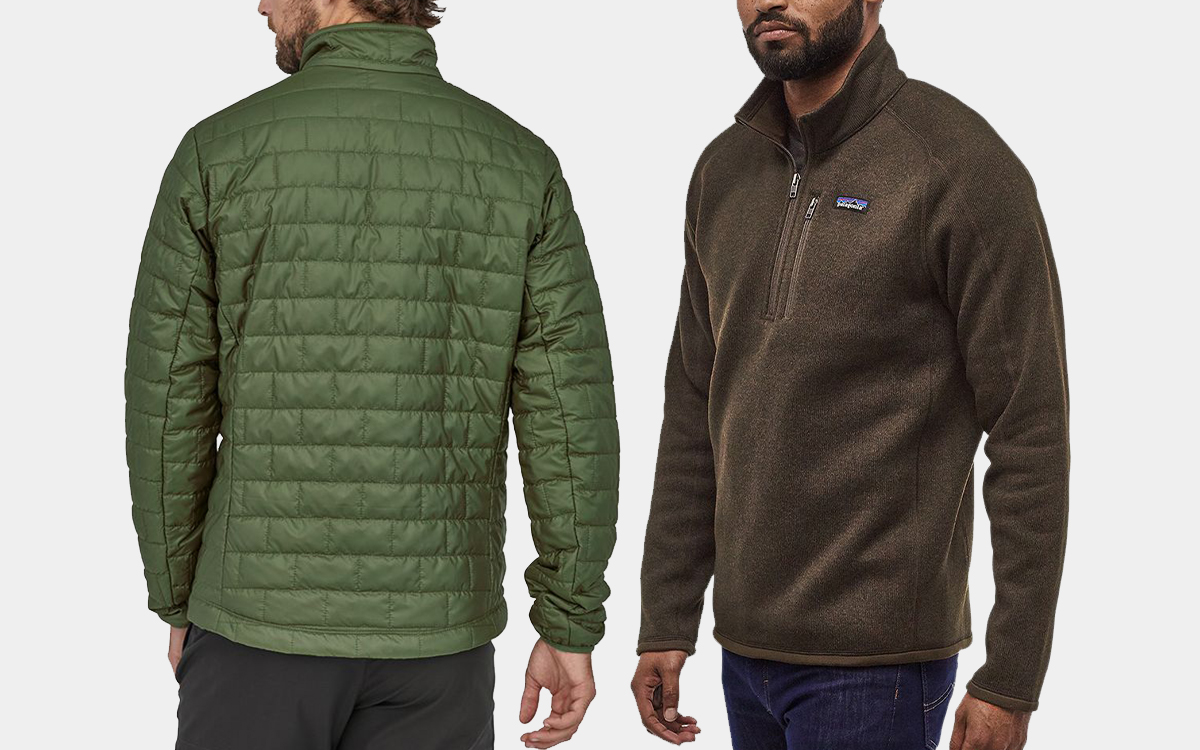 Deal: Get 30% Off Patagonia Staples at Backcountry