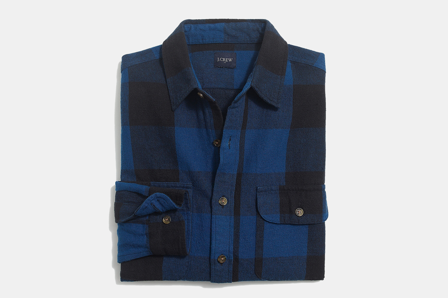 Deal: Shirt Jackets Under $35? J.Crew Factory Has You Covered, Literally.