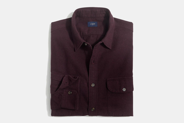 J.Crew Factory shirt jacket