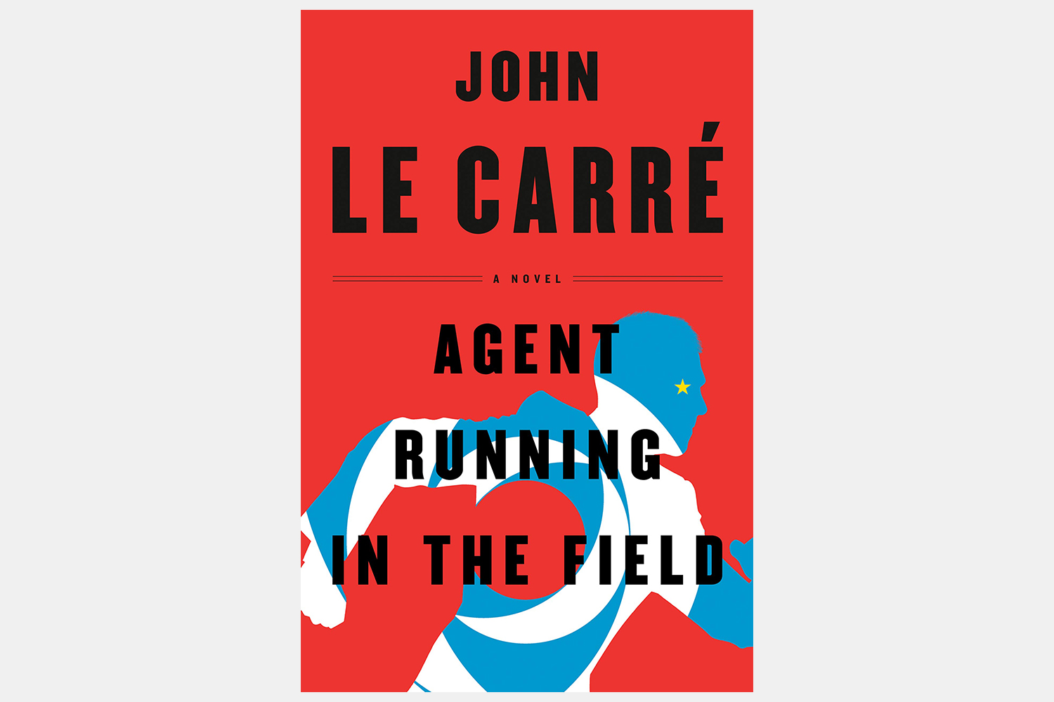 Agent Running in the Field Book John le Carré