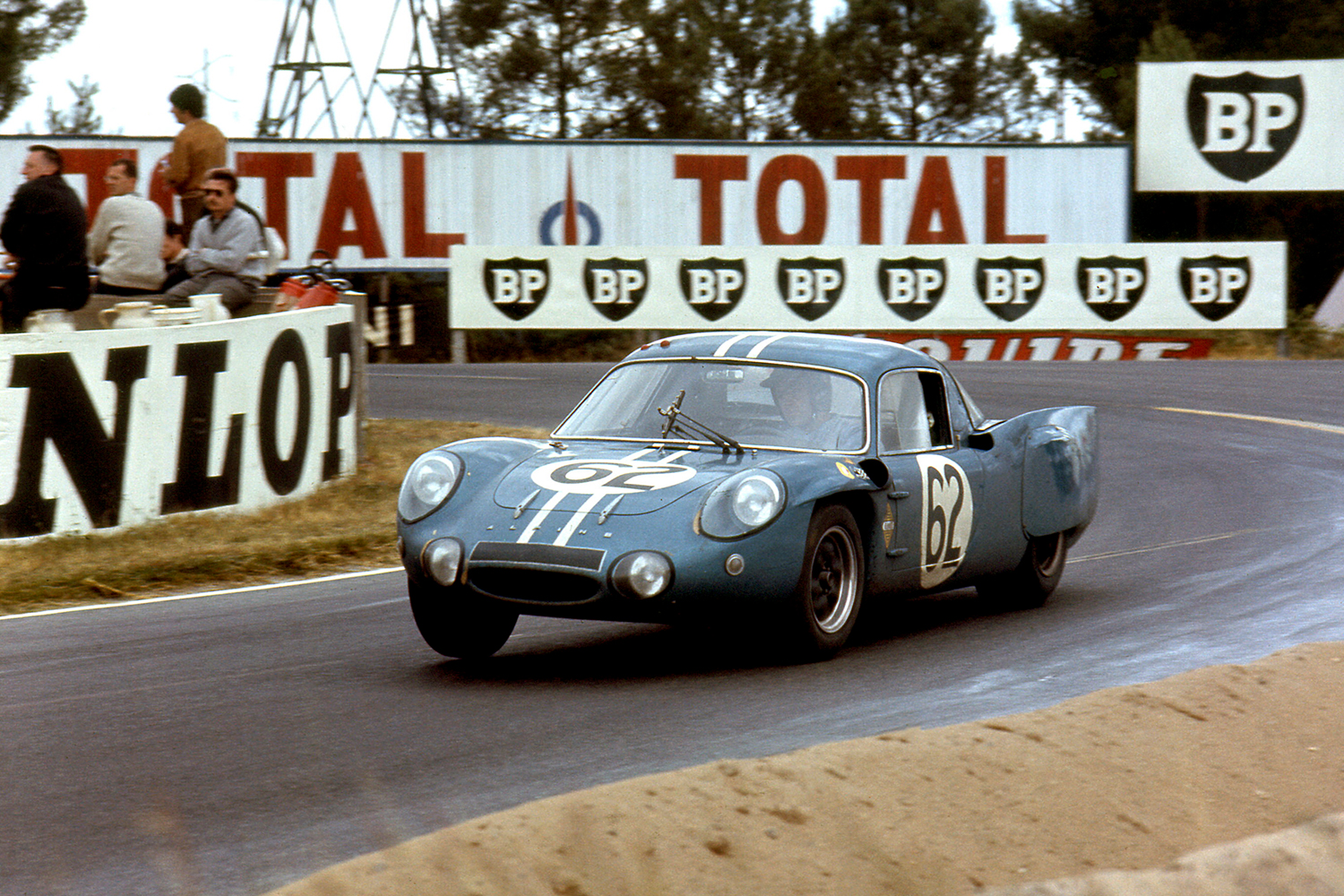 Alpine A210 24 Hours of Le Mans Race 1966