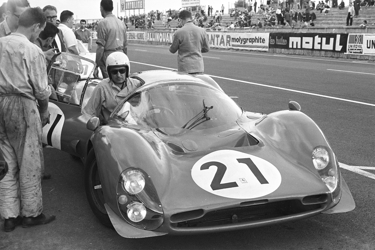 Ferrari 330 P3 1966 24 Hours of Le Mans