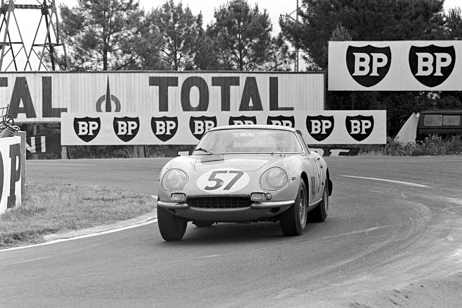 Ferrari 275 GTB/C 24 Hours of Le Mans 1966